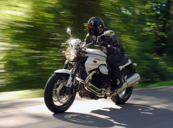 2010 Moto Guzzi Griso 1200 8-V race racing wallpaper