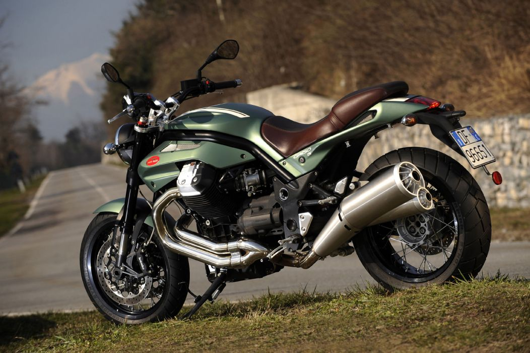 2010 Moto Guzzi Griso 1200 8-V S-E wallpaper