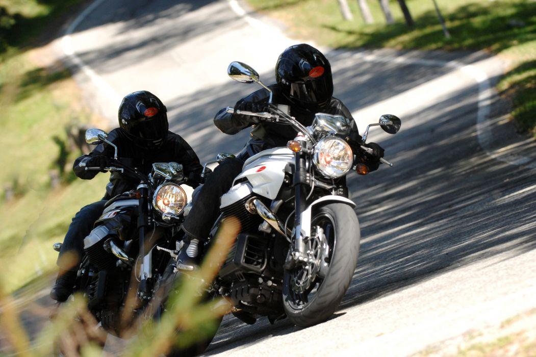 2010 Moto Guzzi Griso 1200 8-V wallpaper