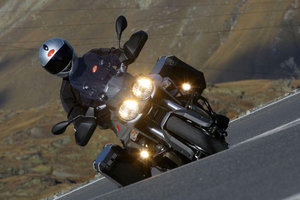 2010 Moto Guzzi Stelvio 1200 NTX   x wallpaper