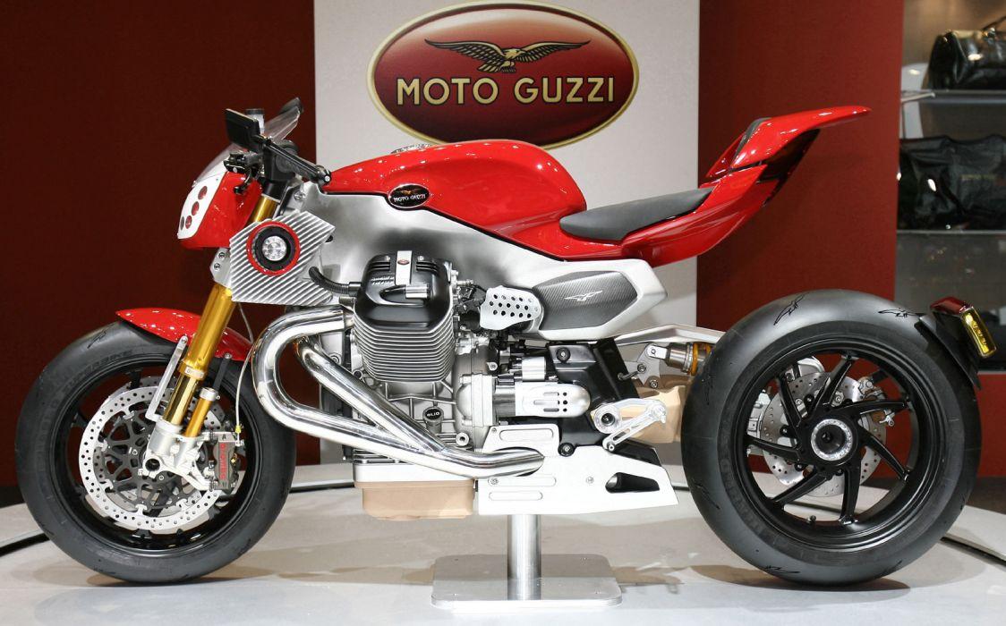 2010 Moto Guzzi V12 L-M wallpaper
