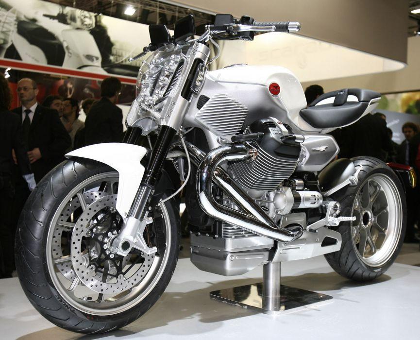 2010 Moto Guzzi V12 Strada   f wallpaper