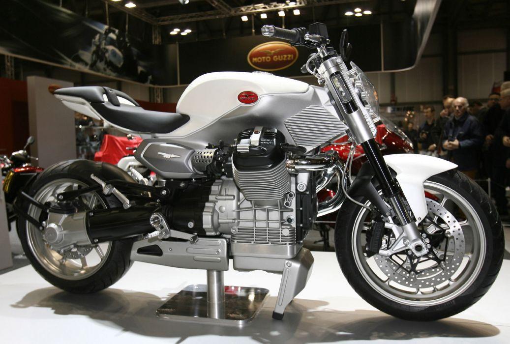 2010 Moto Guzzi V12 Strada  g wallpaper