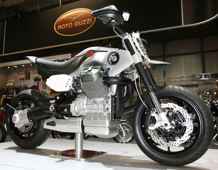 2010 Moto Guzzi V12-X v12     f wallpaper