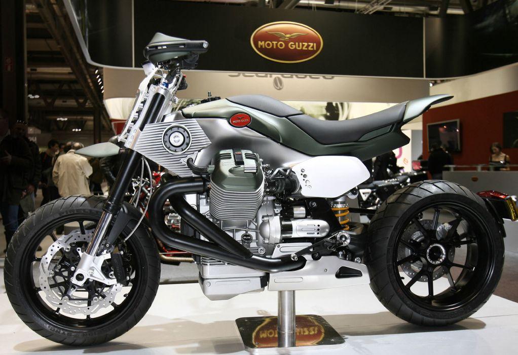 2010 Moto Guzzi V12-X v12 wallpaper