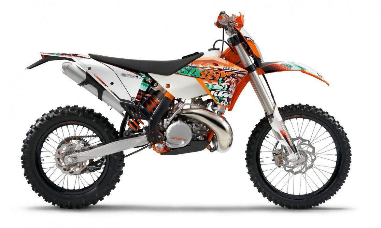 2011 KTM 250 EXC-F Sixdays exc    b wallpaper