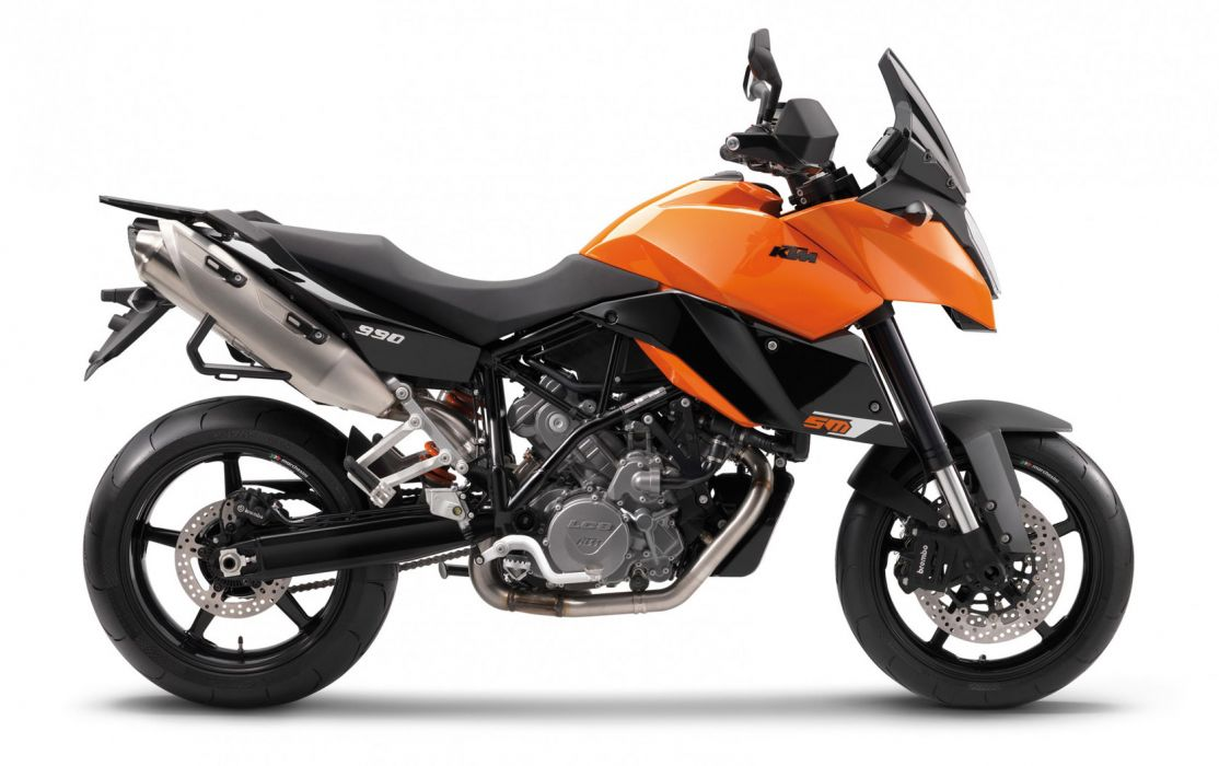 2011 KTM 990 Supermoto-T supermoto   h wallpaper