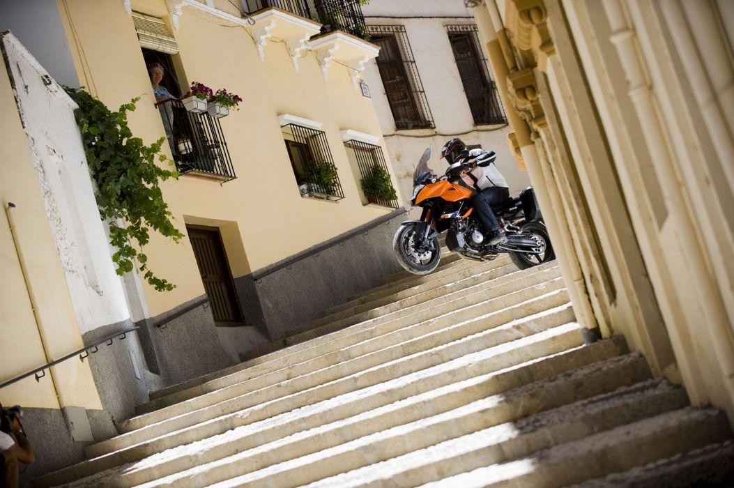 2011 KTM 990 Supermoto-T supermoto  h wallpaper