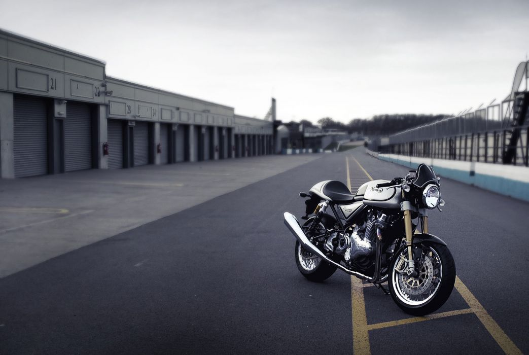 2012 Norton Commando 961 Cafe Racer     h wallpaper