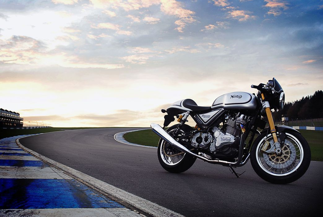 2012 Norton Commando 961 Cafe Racer    b wallpaper
