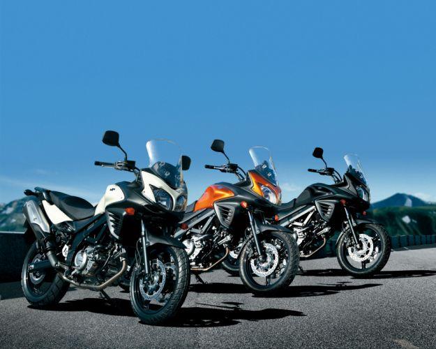 2012 Suzuki V-Strom 650 ABS g wallpaper