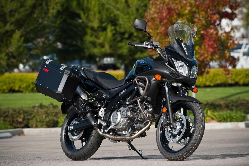 2012 Suzuki V-Strom 650 Adventure wallpaper