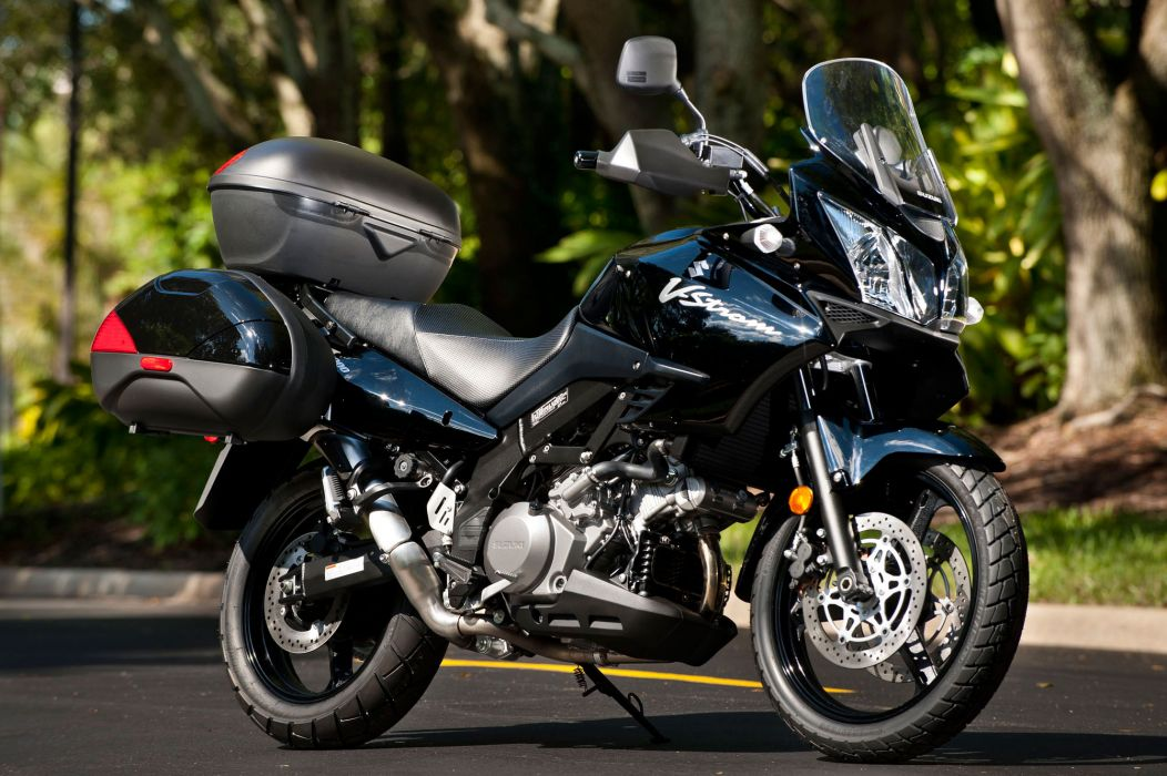 2012 Suzuki V-Strom 1000 Adventure wallpaper