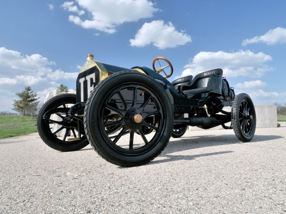 1908 Isotta-Fraschini Tipo FENC Semi Racer retro race racing   g wallpaper