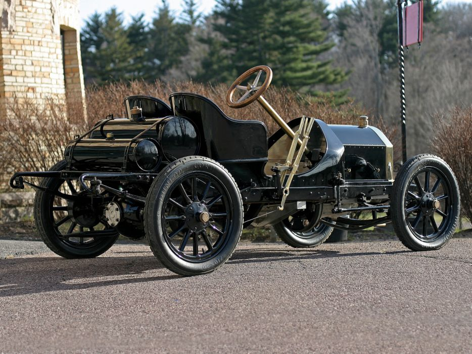 1908 Isotta-Fraschini Tipo FENC Semi Racer retro race racing  gf wallpaper