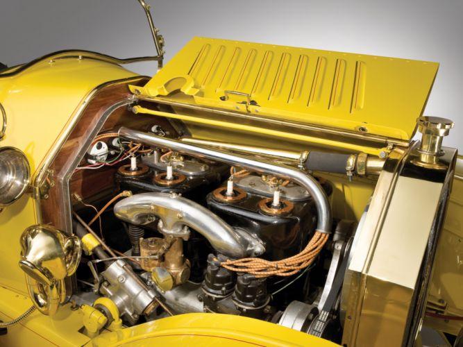 1909 Oldsmobile Autocrat retro race racing engine engines wallpaper