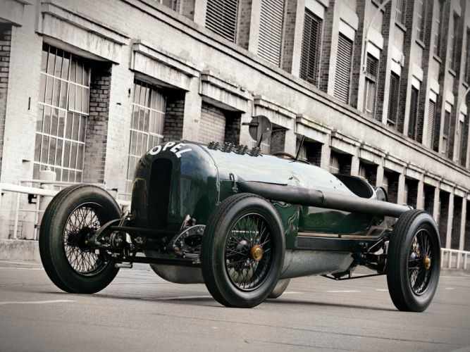 1914 Opel Rennwagen retor race racing wallpaper