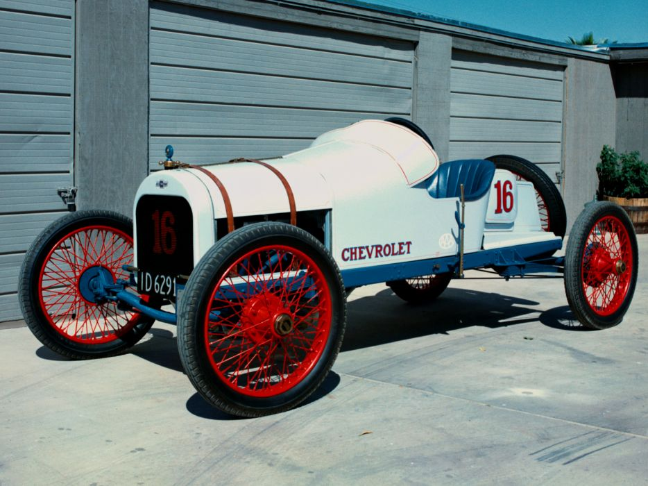 1915 Chevrolet Model 490 Speedster retro race racing wallpaper