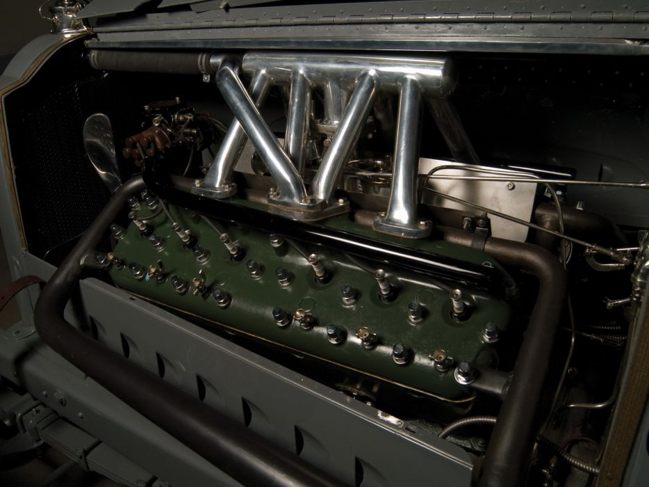 1916 Packard Twin Six Experimental Racer retro race racing engine engines wallpaper