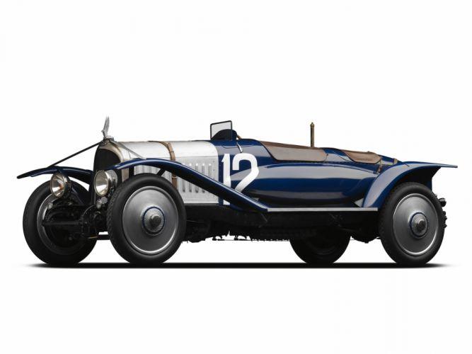 1923 Voisin C-3 Strasbourg Grand Prix retro race racing wallpaper