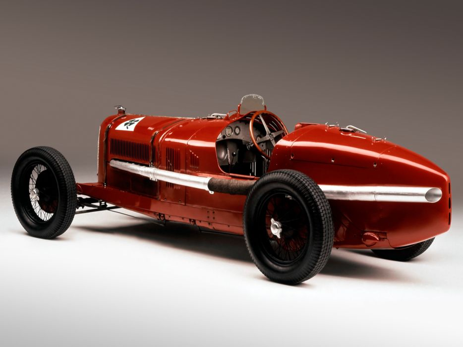 1924 Alfa Romeo Tipo P-2 retro race racing  f wallpaper