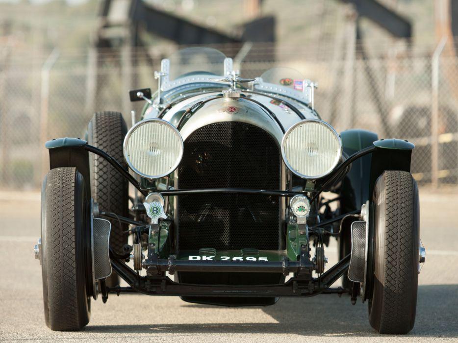 1924 Bentley 3-8 Litre retro race racing   hh wallpaper