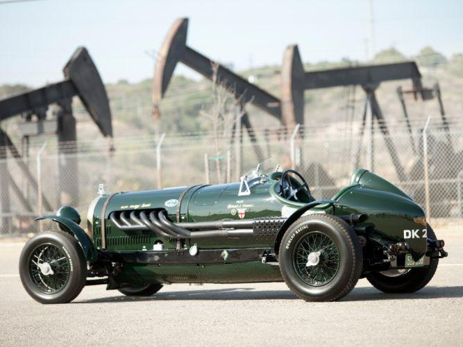 1924 Bentley 3-8 Litre retro race racing g wallpaper