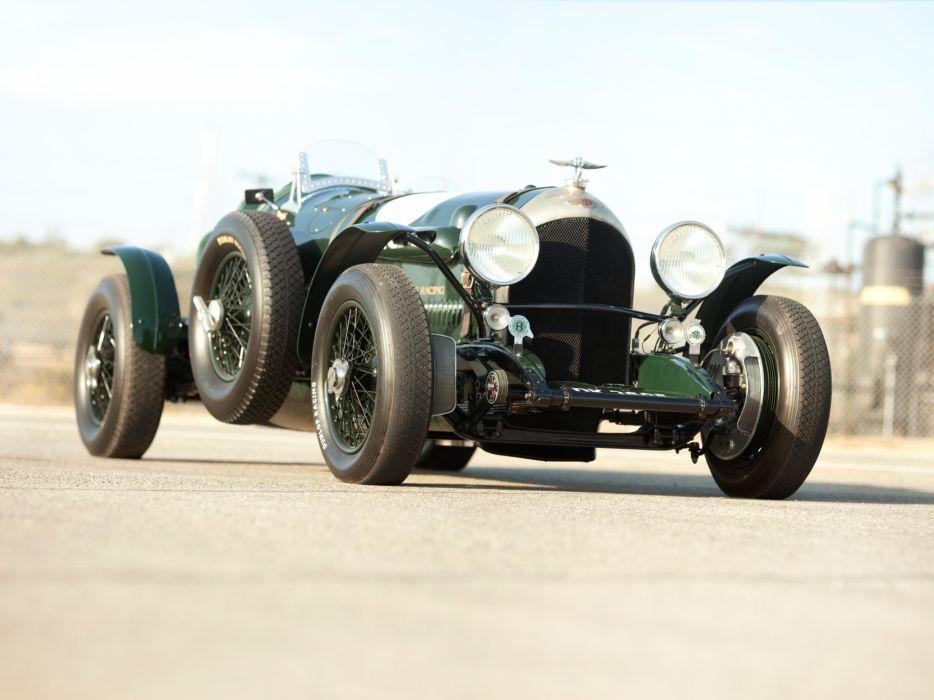 1924 Bentley 3-8 Litre retro race racing q wallpaper