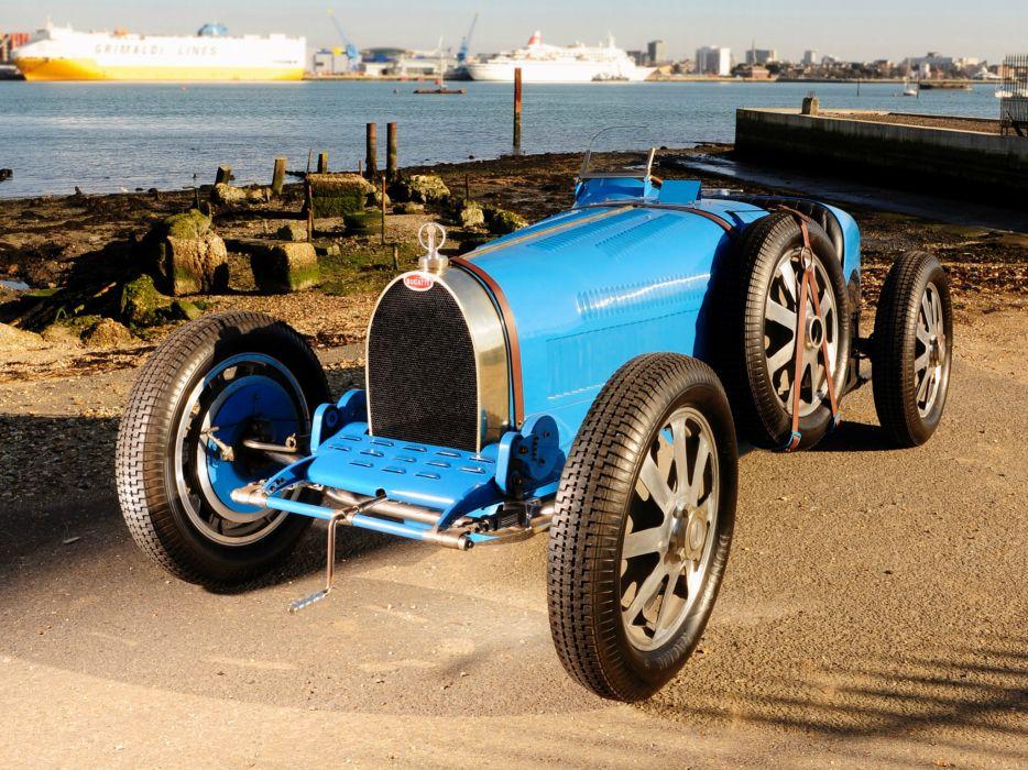 1924 Bugatti Type-35 retro race racing     g wallpaper