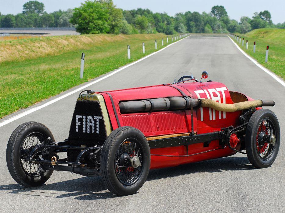 1924 Fiat SB4 Eldridge retro race racing    f wallpaper