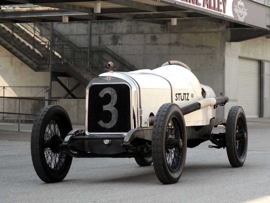 1925 Stutz 695 Torpedo Speedster retro race racing wallpaper