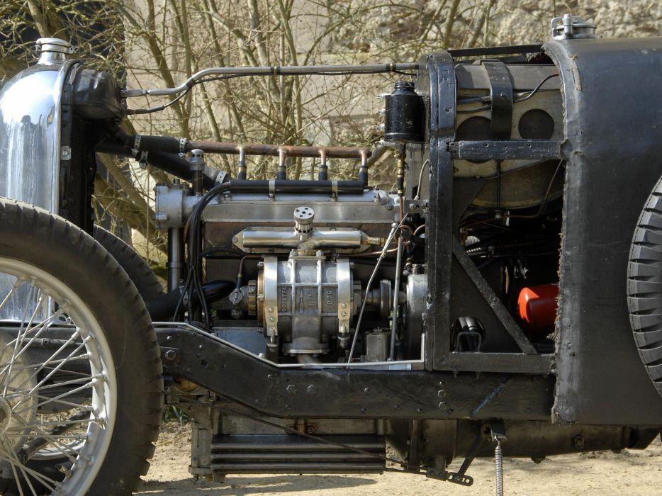 1927 Salmson Grand Prix retro race racing engine engines wallpaper
