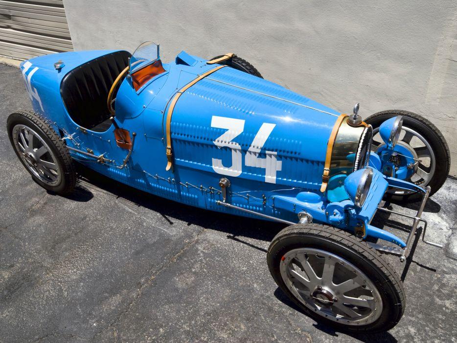 1928 Bugatti Type 37A retro race racing      g wallpaper