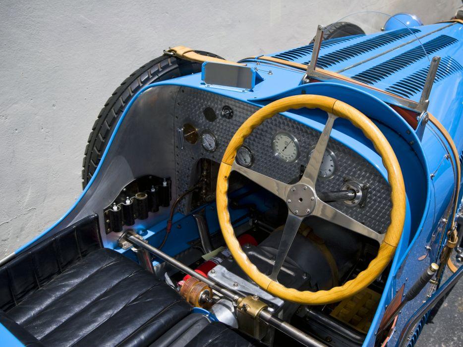 1928 Bugatti Type 37A retro race racing interior  f wallpaper