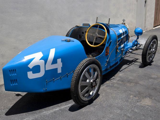 1928 Bugatti Type 37A retro race racing interior wallpaper