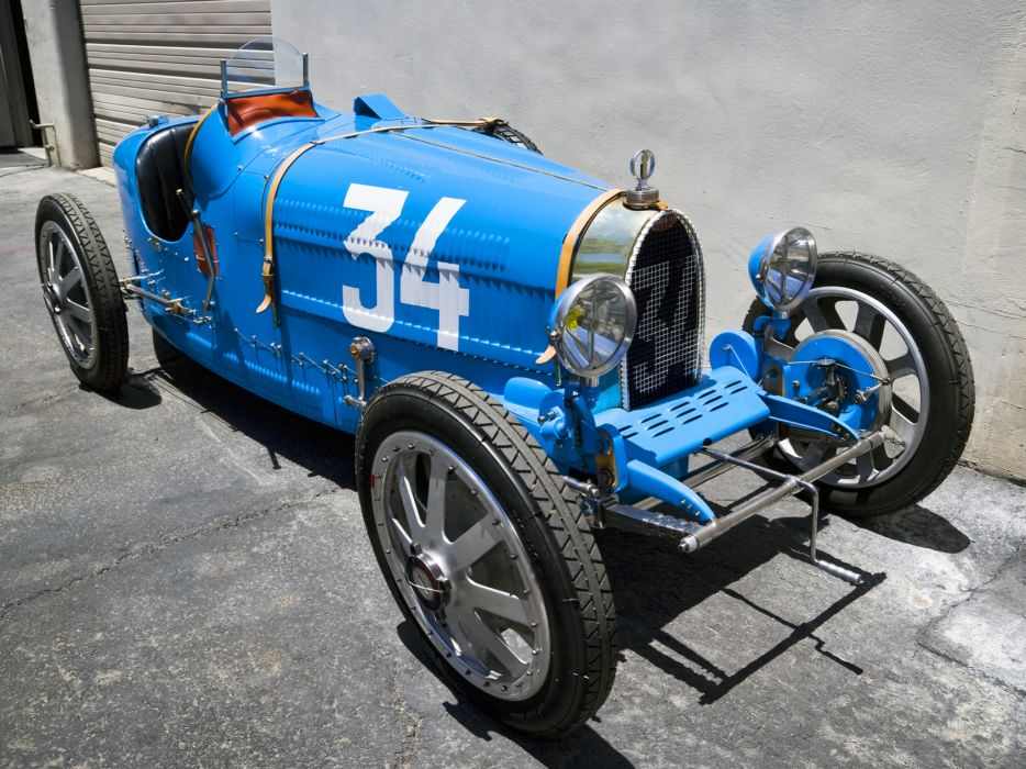 1928 Bugatti Type 37A retro race racing w wallpaper