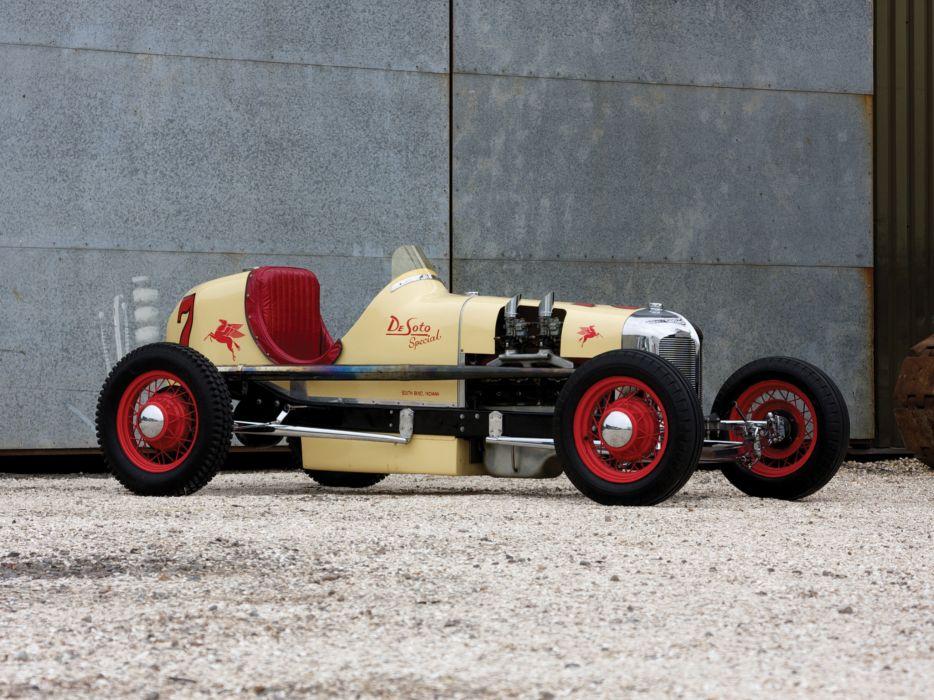 1928 DeSoto Indianapolis retro race racing q wallpaper