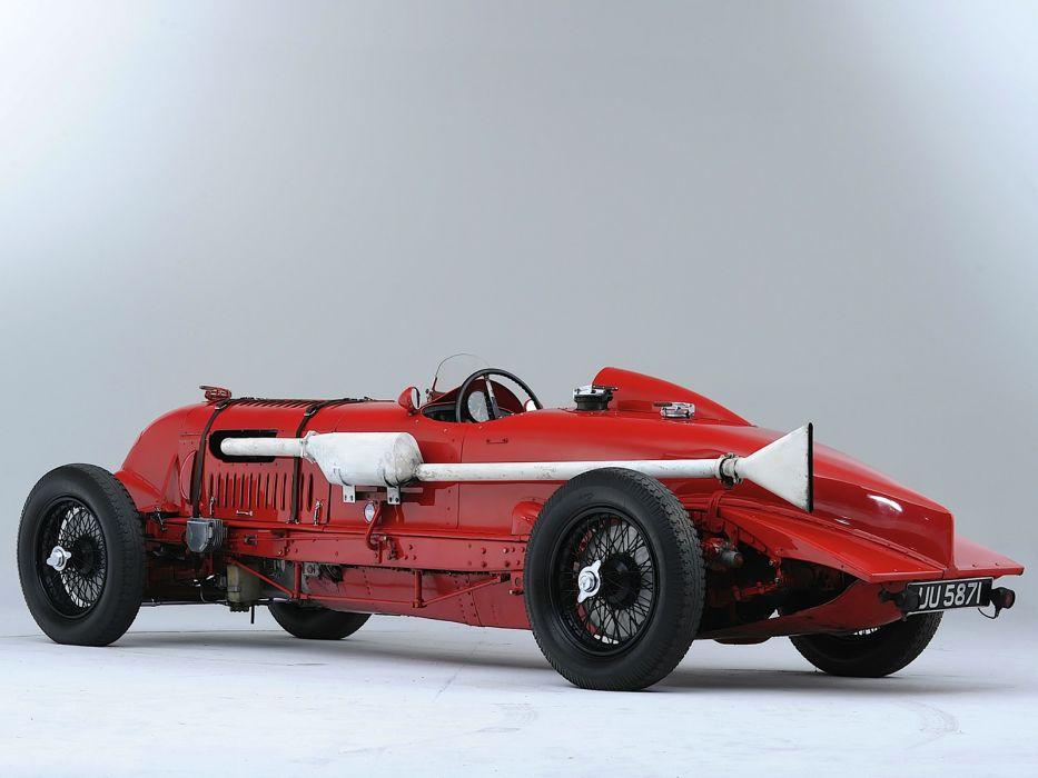 1929 Bentley 4-Litre Supercharged retro race racing      h wallpaper