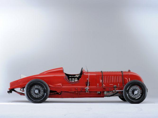 1929 Bentley 4-Litre Supercharged retro race racing hg wallpaper