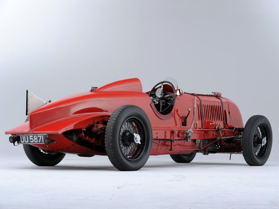 1929 Bentley 4-Litre Supercharged retro race racing t wallpaper