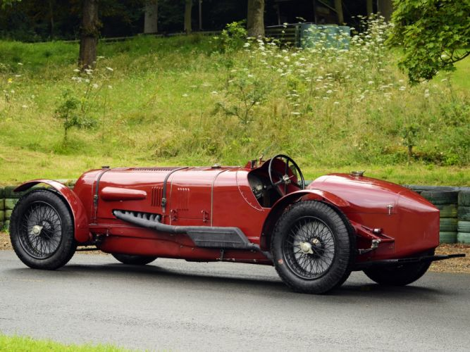 1929 Maserati Tipo V-4 retro race racing f wallpaper