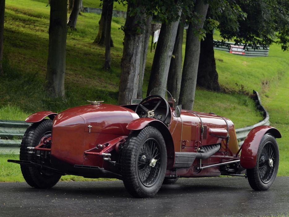 1929 Maserati Tipo V-4 retro race racing  z wallpaper