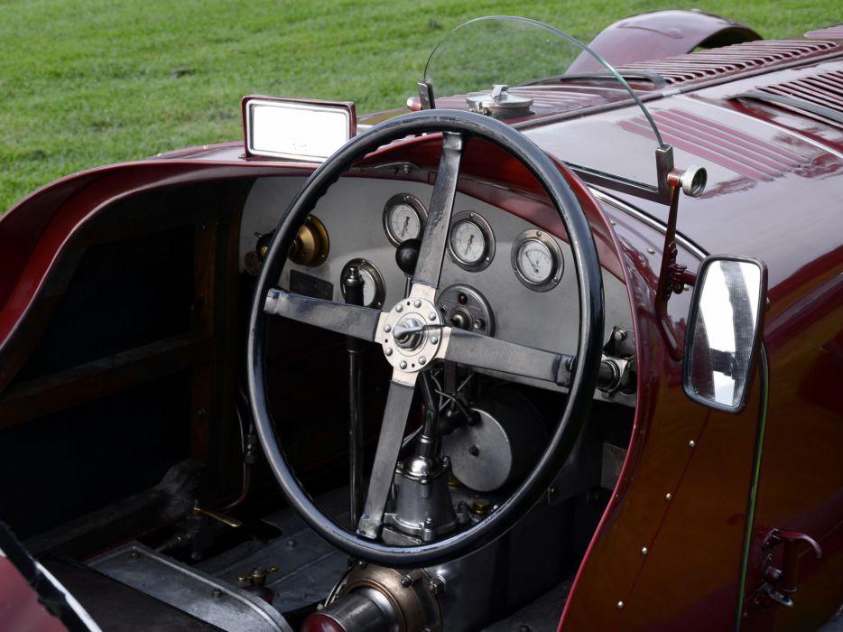 1929 Maserati Tipo V-4 retro race racing wallpaper