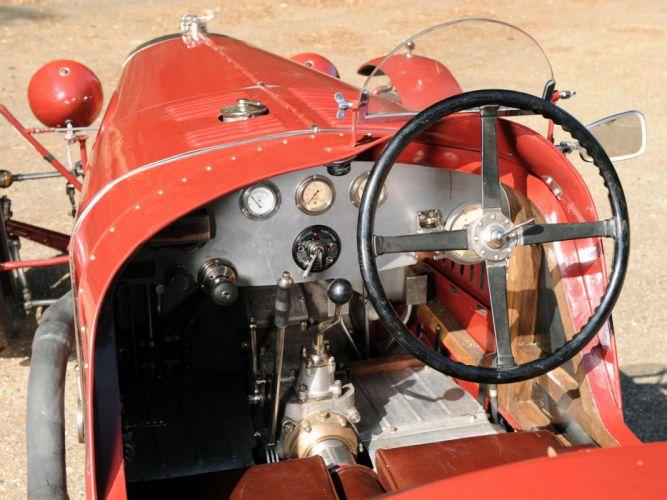 1930 Maserati Tipo 26M Sport retro race racing interior wallpaper