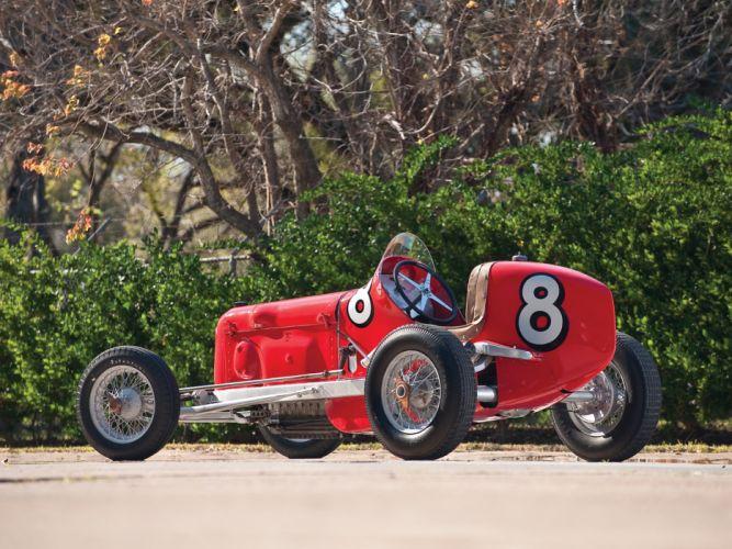 1931 Brisko-Dreyer Sprint Car retro race racing f wallpaper