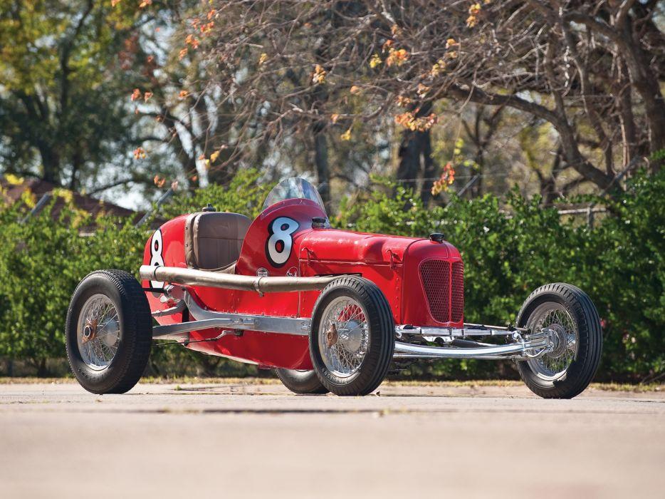 1931 Brisko-Dreyer Sprint Car retro race racing wallpaper