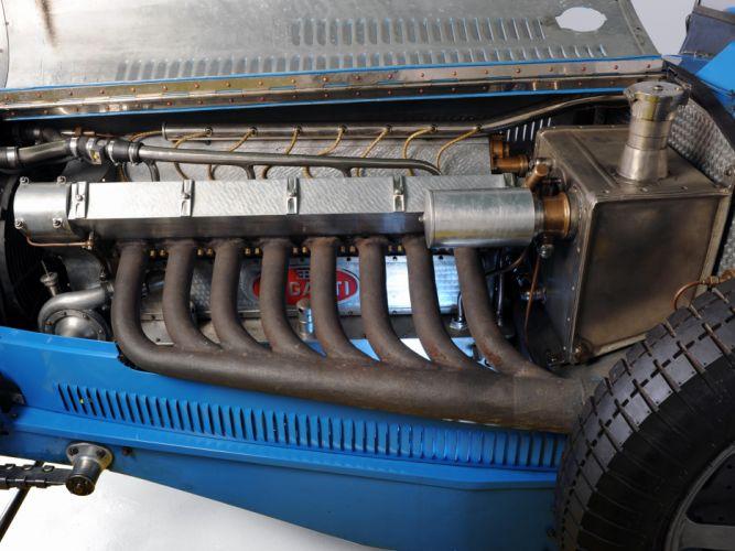 1931 Bugatti Type-54 Grand Prix retro race racing engine engines g wallpaper