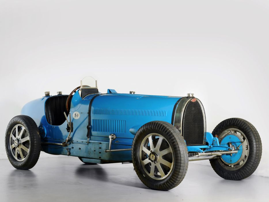 1931 Bugatti Type-54 Grand Prix retro race racing w wallpaper
