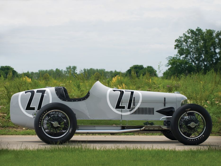 1931 Miller V16 retro race racing w wallpaper