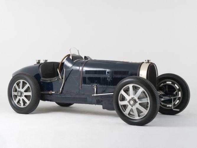 1932 Bugatti Type-51 Grand Prix retro race racing a wallpaper